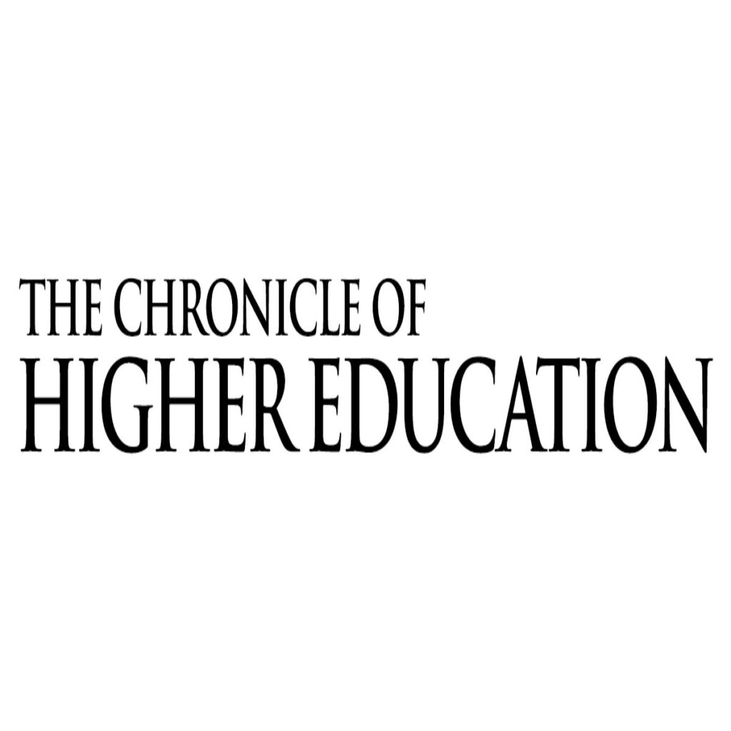 Access the Chronicle of Higher Education