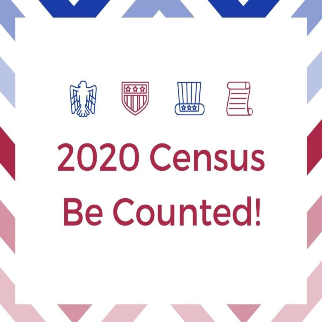 Be Counted in the 2020 Census!