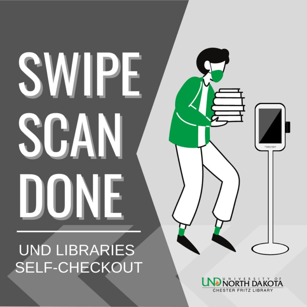 New: Self-Checkout Machines