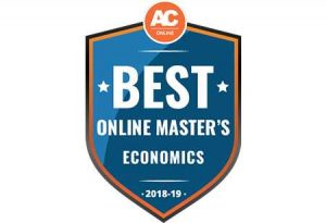 University of North Dakota's Master's in Economics Program Recognized for Online Learning Excellence