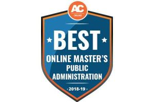 University of North Dakota's Master's in Public Administration Program Recognized for Online Learning Excellence