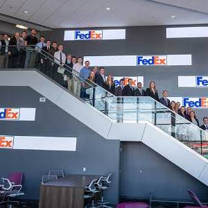 FedEx Awards UND Aviation Students $100,000 in Scholarships