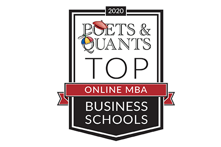 UND Nistler College of Business & Public Administration Ranks #14 in Poets&Quants Best Online MBA Programs