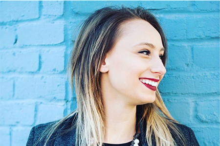INSPIRATIONAL ALUMNI NAVIGATING THE CRISIS: UND Marketing Alumna, Dayna Bastian takes action to support local businesses.