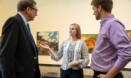 Burgum appoints Gracie Lian of UND to State Board of Higher Ed