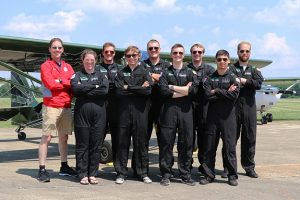 UND Aerobatic Team finds itself back on top, reestablishing winning tradition