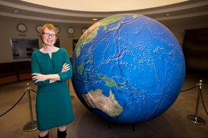UND professor is global expert on climate change and how governments address it