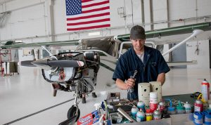 UND flight operations, maintenance technicians continue to meet demand of nation's top flight school
