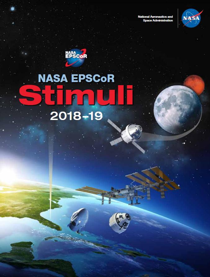 NASA EPSCoR 2018-2019 Stimuli Released