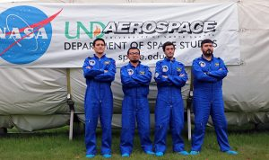 Four Latin American Countries Represented in Latest Inflatable Mars/Lunar Habitat Mission