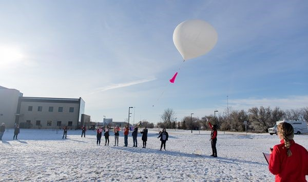 Reaching New Heights with Scientific Ballooning