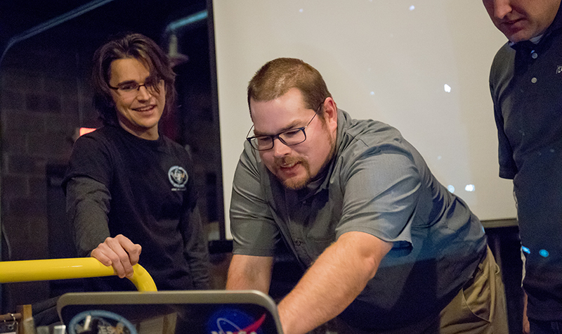 STEM Café brings blizzard research to downtown craft brewery
