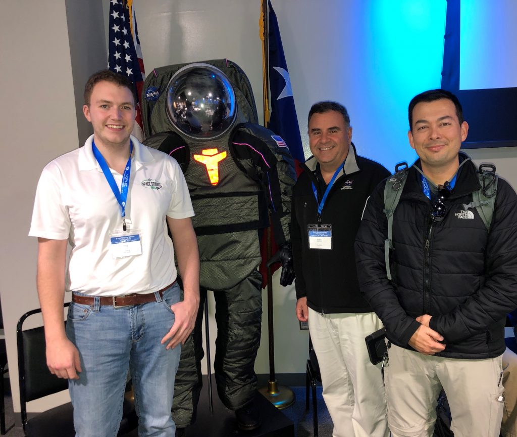 SPST Group Attends NASA EVA Exploration Workshop