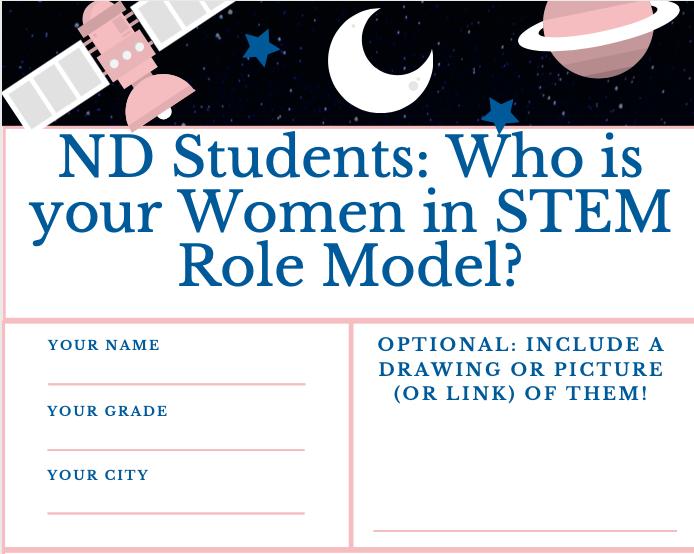 Women in STEM Role Models