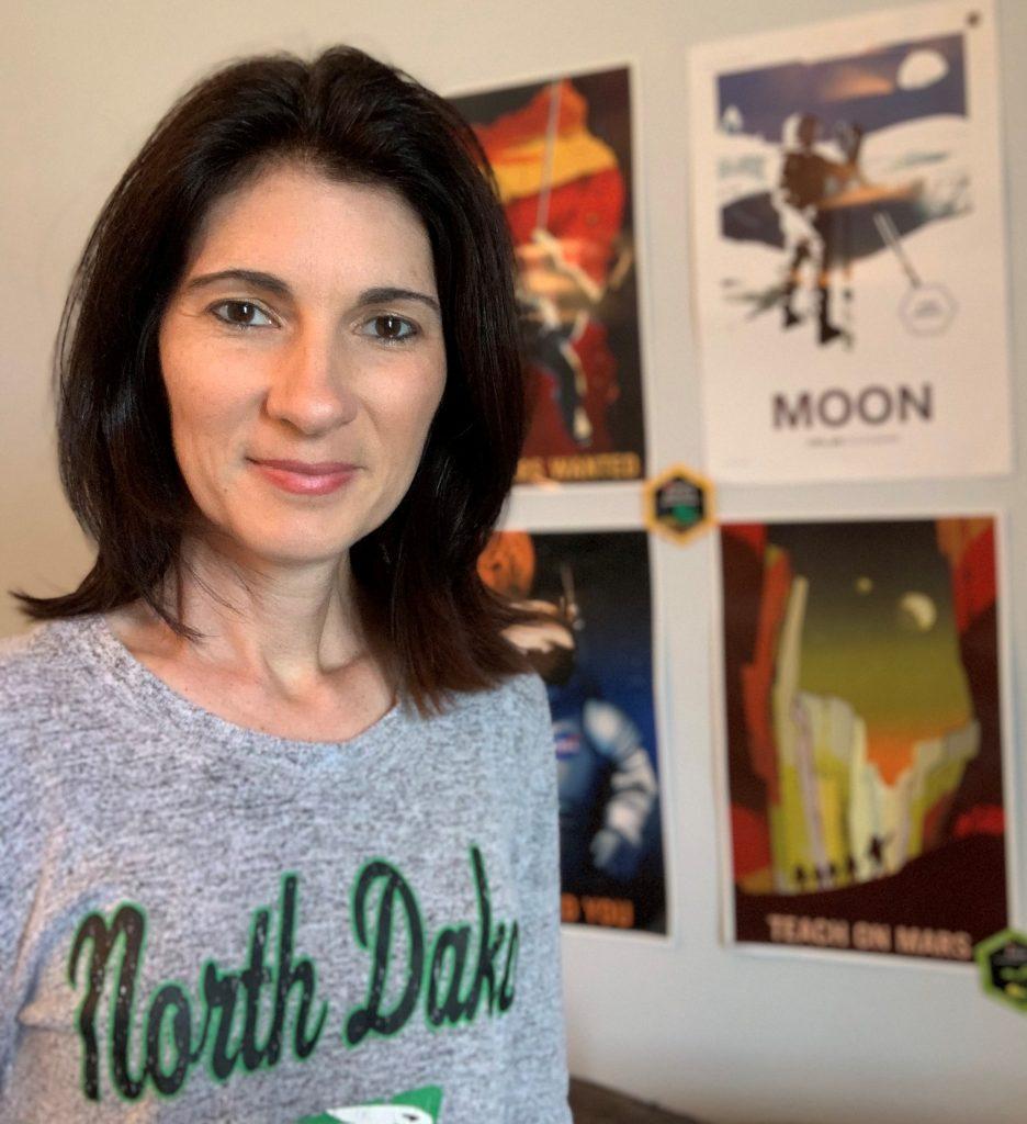 Lori Waters selected for HI-SEAS mission