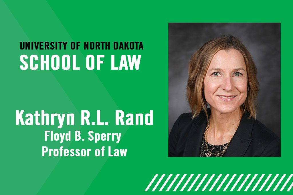 Fox 13 Tampa Bay quotes UND Professor of Law, Kathryn R.L. Rand, expert on tribal gaming law
