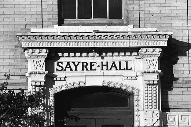 Sayre Hall