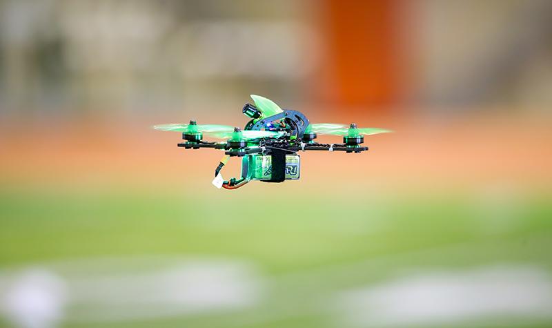 National survey finds Americans cautious but upbeat about drones
