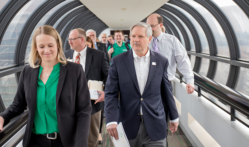 Air Traffic Control hiring reform: What it means for UND