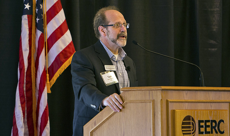 EERC Director Tom Erickson to lead new State Energy Research Center