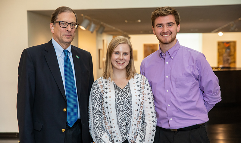 Fresh chapter for UND leadership