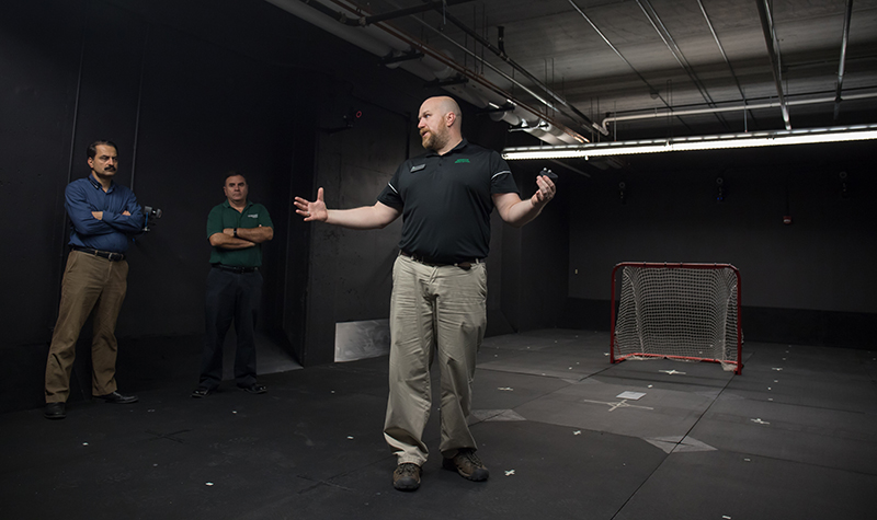 BiPed Lab excels in new location
