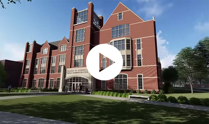 VIDEO: Virtually tour new, soon-to-be-built Nistler College building