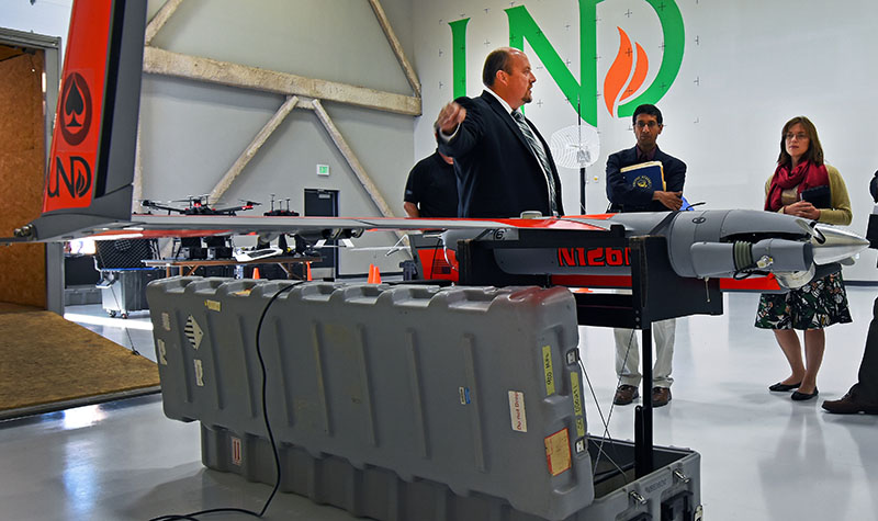 UAS training gets seal of approval