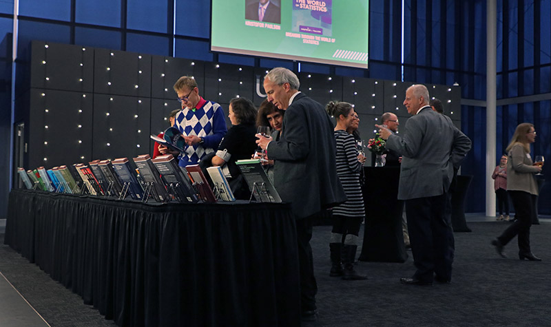 Recognizing UND's faculty authors