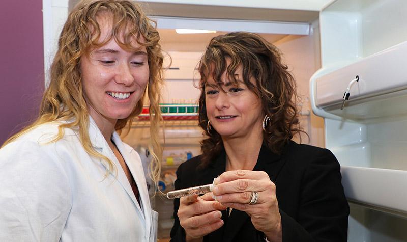 UND microbiologist: Threat of Lyme disease creeping upward