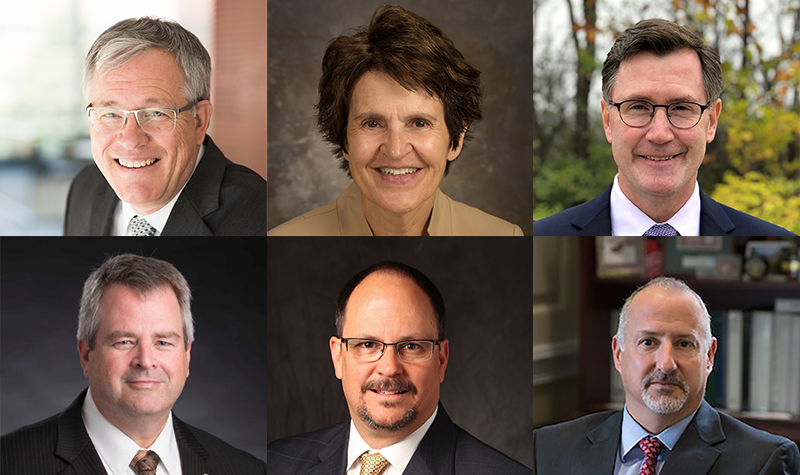 Campus and community forums set for UND presidential candidates