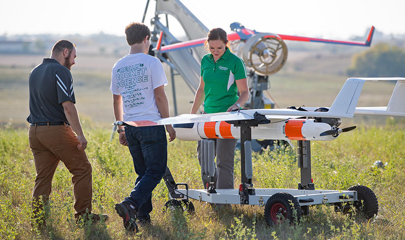 UAS degree program reaches 10-year anniversary