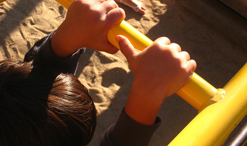 Study led by UND star athlete finds gains in children's grip strength worldwide