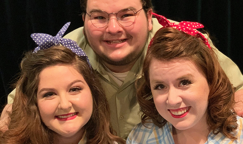 UND Theatre brings 'Pump Boys and Dinettes' to Empire Arts Center in downtown Grand Forks