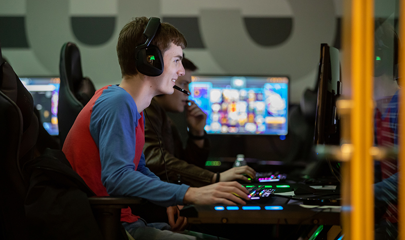North Dakota Varsity Esports launches Oct. 10 with exhibition match
