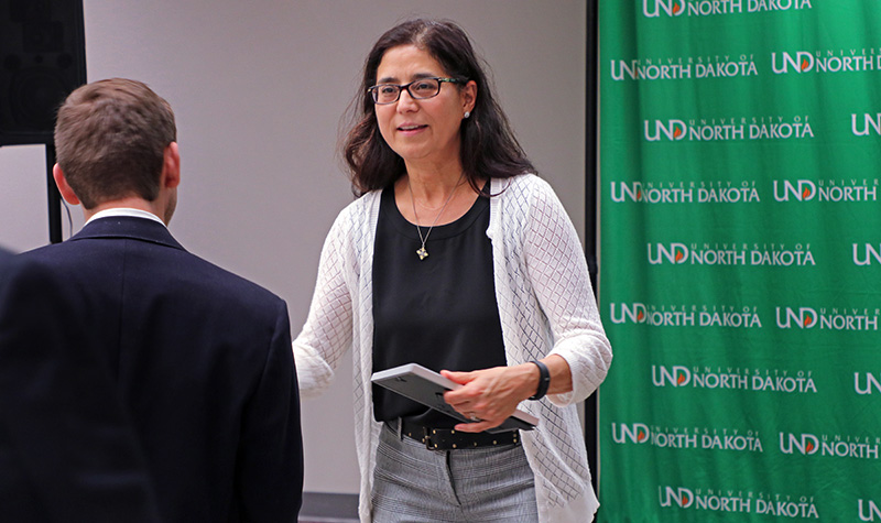 UND's new provost planning for fall semester