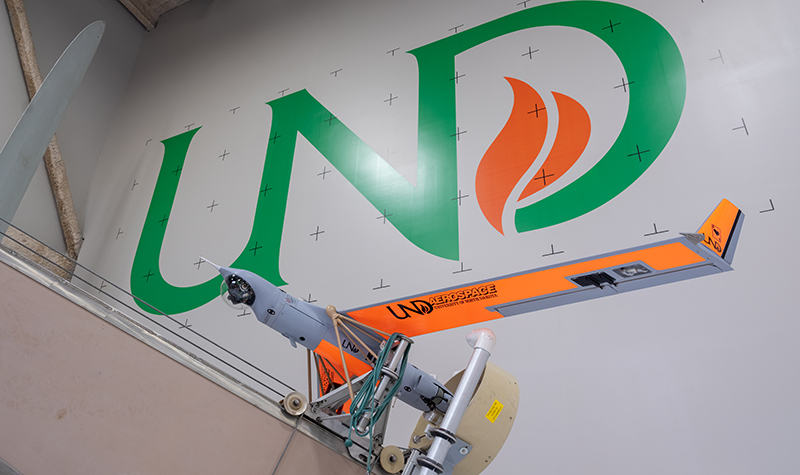 UND Aerospace achieves rare air — again