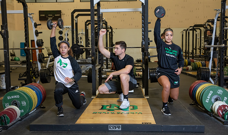 Sports Medicine publishes research with UND graduate student as lead author