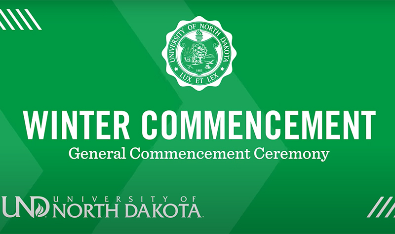 Winter Commencement: Hats off to you, Class of 2020