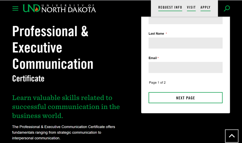 With employers' needs evolving, UND focuses on students' job readiness