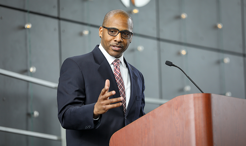 Tamba-Kuii Bailey named Special Assistant to the President for Diversity & Inclusion