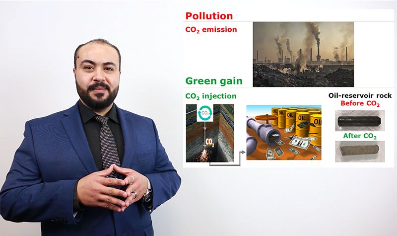 Pollution solution in three minutes or less