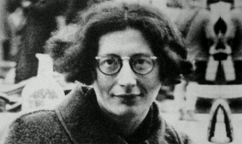 Q&A: Rebecca Rozelle-Stone on French philosopher Simone Weil's short but eventful life