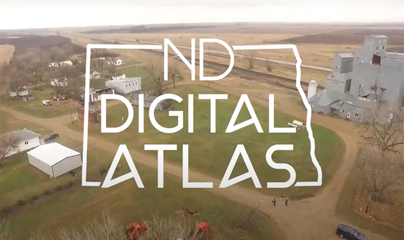 Student researchers map North Dakota's pandemics