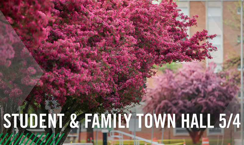 Student & Family Town Hall: Families have done amazing work