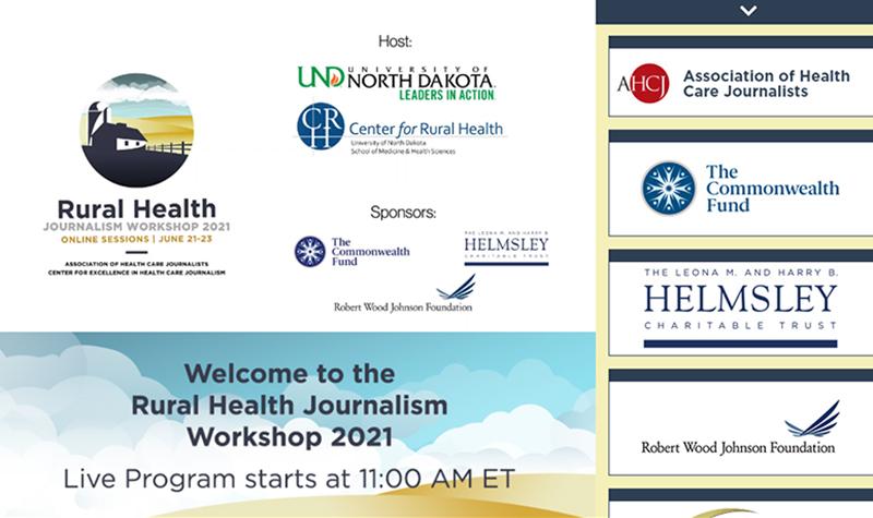National conference spotlights UND's rural-health leadership