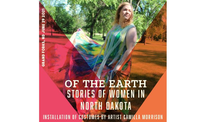 Sharing stories of women in North Dakota