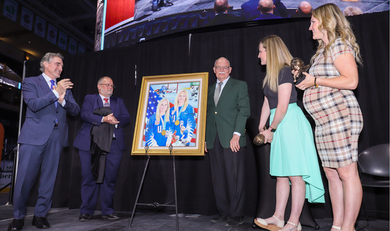 From Olympic heroes to North Dakota icons