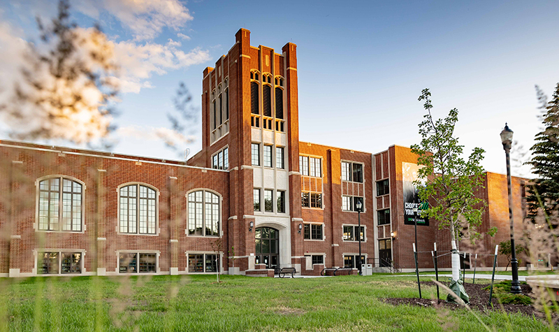 New faculty report first impressions of UND
