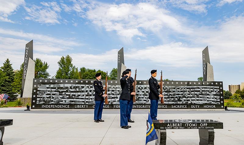 UND remembers 20th anniversary of 9/11 attacks
